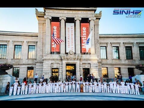 SINHA' CAPOEIRA AT MUSEUM OF FINE ARTS BOSTON - MFA 2017