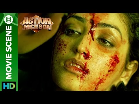 Yami Gautam's last breath on screen | Action Jackson