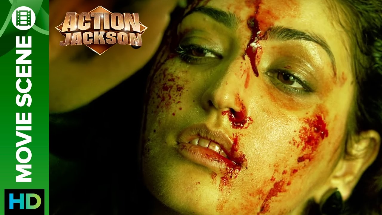 Download Yami Gautam's last breath on screen   Action Jackson
