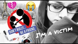 My bullying story.. depression, self harm, suicide