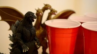 "Monster Island Buddies: Episode 56 - ""Beer Pong"""
