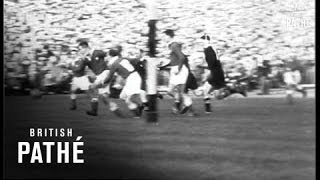 Rugby - Wales V All Blacks (1953)