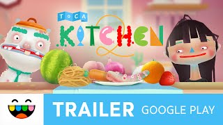 Baixar Cook Weird & Yum Things in Toca Kitchen 2 | Google Play Trailer | @TocaBoca