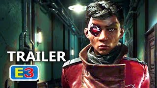 PS4 - Dishonored Death of the Outsider Full online (E3 2017)