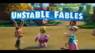 unstable fables Tortoise vs Hare trailer
