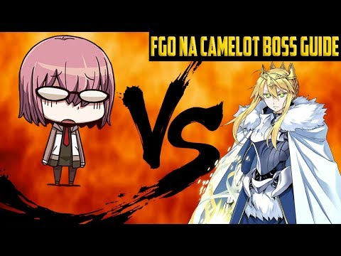 FGO NA Camelot Boss Guide: The Key to Conquering Camelot!