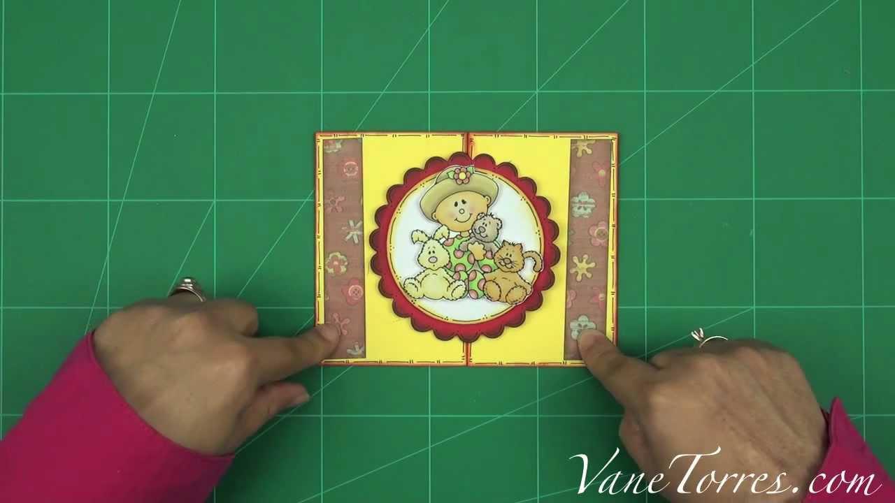 Tarjeta Invitación Cumpleaños de Niño Niña YouTube