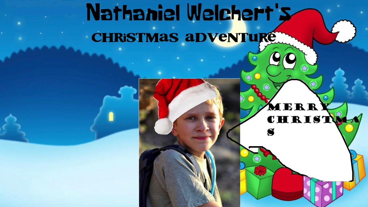 Title Screen - Nathaniel Welchert's Christmas Adventure - YouTube