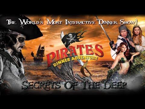 Pirates Dinner Adventure: Secrets Of The Deep