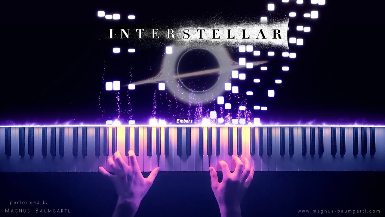 Hans Zimmer - Interstellar: Main Theme [EPIC Piano Solo]