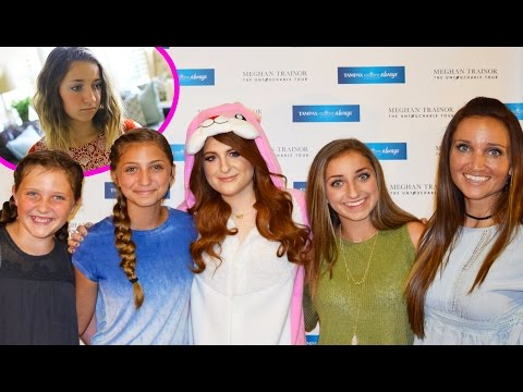 Bailey Gets Kicked Out of Meghan Trainor Concert? 😂 | Behind the Braids Ep.10