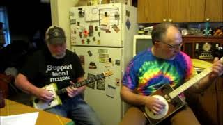 jimi hendrix - cigar box guitar - heyjoe cover