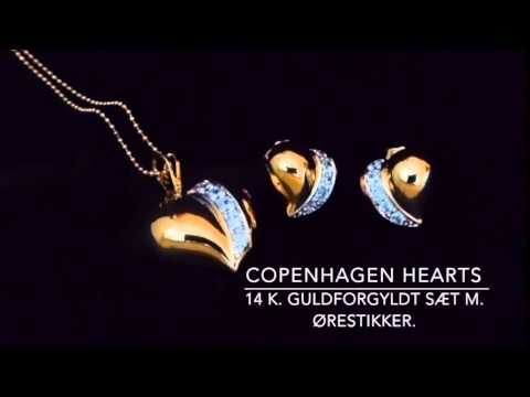 Copenhagen Hearts by Ager jewelry