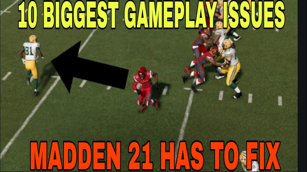 10 Easy Things Madden 21 Can Do to Improve Gameplay (That No One Is Talking About!)