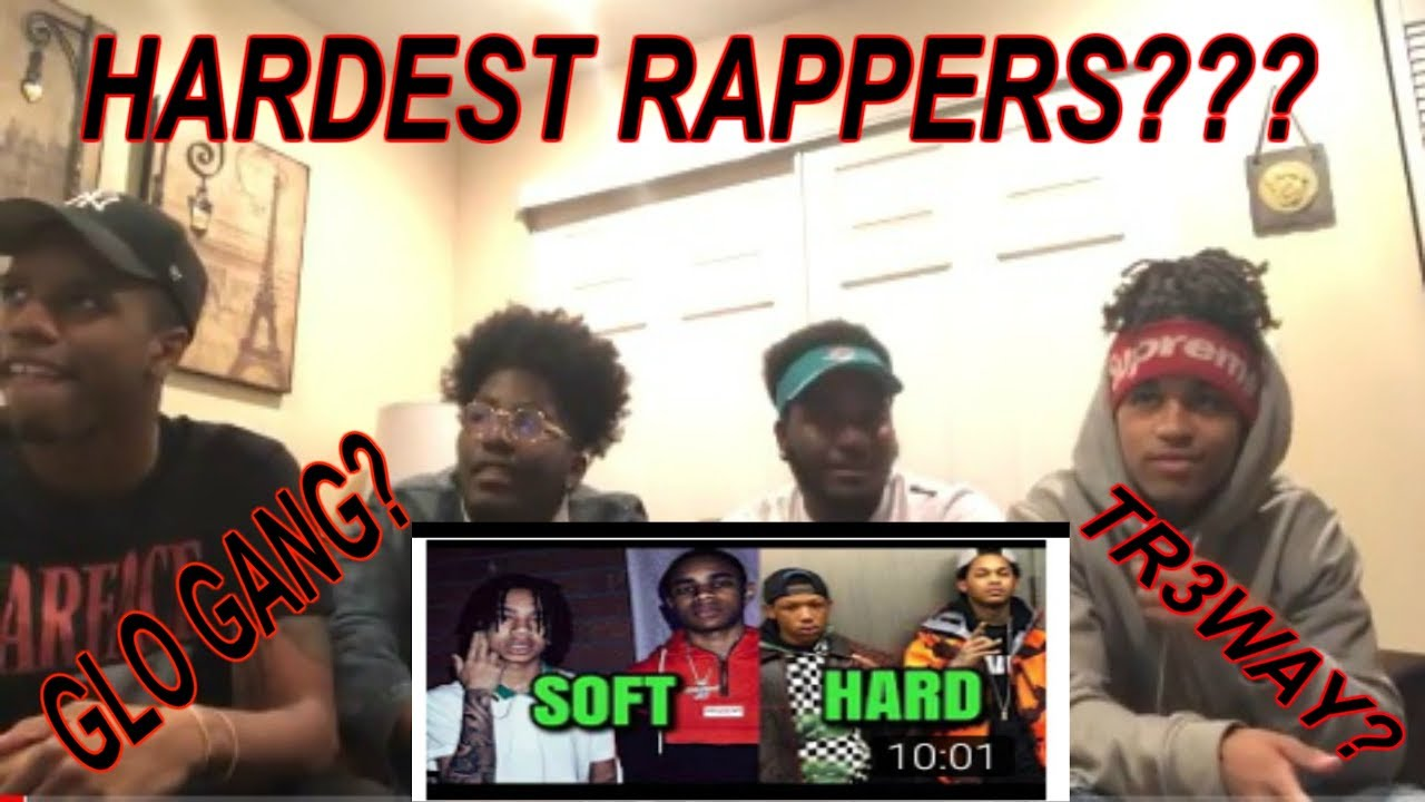 | Rap Group From Softest To Hardest (Gta SH00TERS) REACTION!!! |