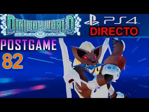 PRINGAKUTO ... DIGIMON WORLD NEXT ORDER PARTE 82 ESPAÑOL PS4 en DIRECTO !!