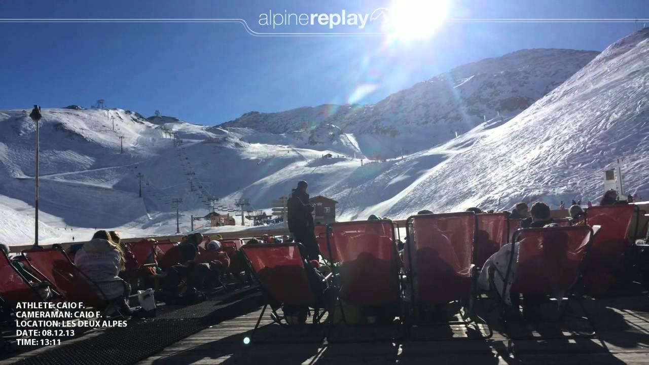 Caio ferreira les deux alpes youtube for Garage les deux alpes
