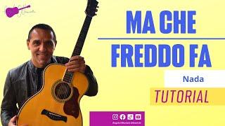 Ma Che Freddo Fa - Nada - Chitarra Senza Barrè