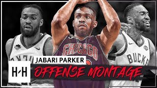 Jabari Parker Full BEST Offense Highlights Montage 2017-2018 - Welcome to the CHICAGO BULLS!