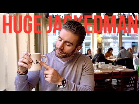 THE NYC MEETING | My Hugh Jackman Connection
