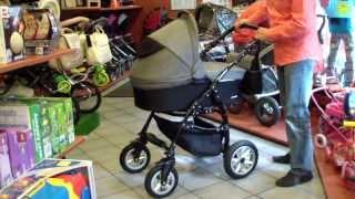 Wózek Eurocart PASSO - prezentacja! URWIS.COM.PL