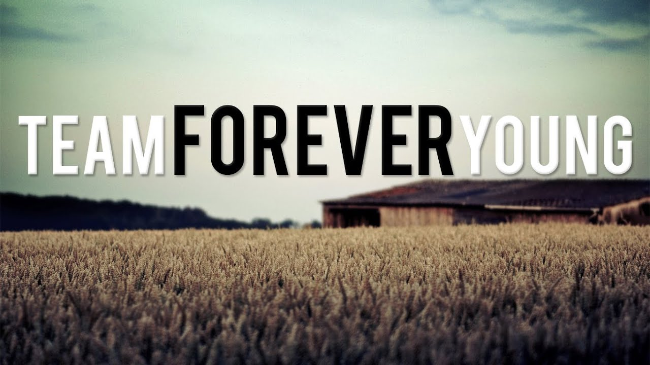 Heart Wallpaper {Team forever young} - YouTube