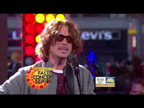 Chris Cornell Nearly Forgot My Broken Heart 10/22/15