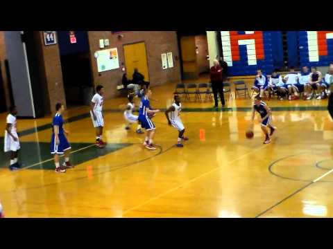 Bloomfield High School vs Tolland High School - Jordan Jennings #13