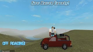 Roblox | New Haven County| Off Roading!