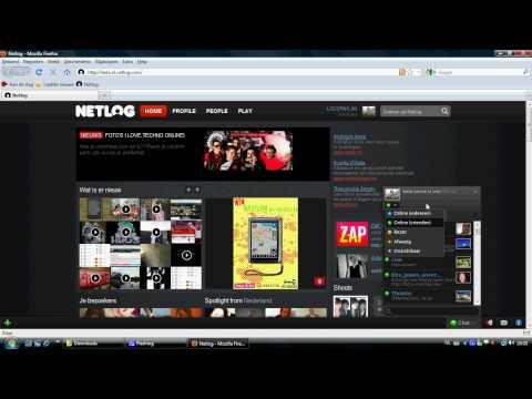 Netlog Nieuwe Chat