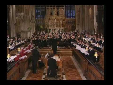 (IV) F.J. Haydn -〈The Creation〉Oratorio / Die Schöpfung, Oratorium (Christopher Hogwood)