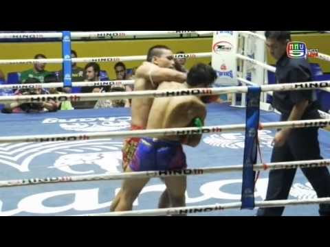 Professional Muay Thai Boxing from Lumphinee Stadium on 2015-01-10 at 11 pm