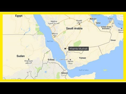 Daily News - The Saudi Air Force destroying ballistic missiles launched from yemen