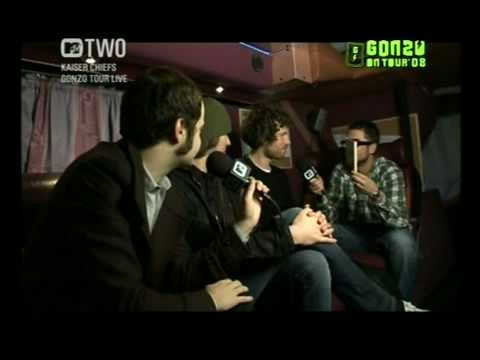 Kaiser Chiefs Interview (Part 2)