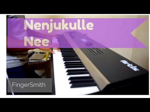 Piano Improvisation: Nenjukulle Nee - Vadacurry (Tamil) - FingerSmith Cover | Santosh Baynes
