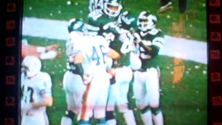 Dolphins vs Jets  1981 game winning Drive