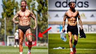 Sergio Ramos Workout, Team Training and More!