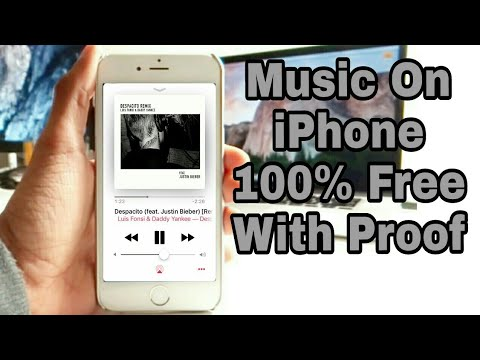 [Hindi] how to download  music on iPhone 4/5/6/7/8/x   free 2018