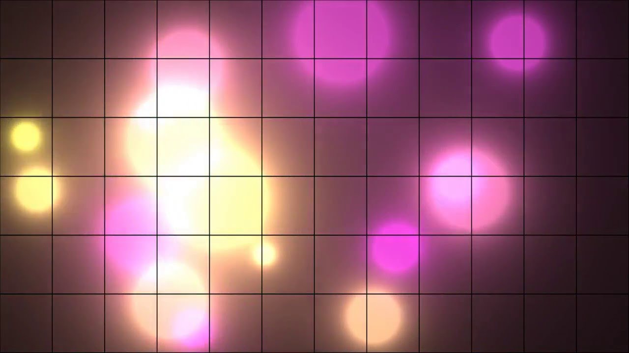 Footlights Background Video Effects Hd: VJ Loops, Visual Effects And