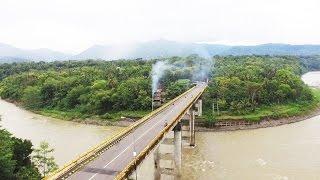 Download Sholawat Penyejuk Hati Di Iringi Suling Bambu Dengan Gambar Drone Pemandangan Alam Indah