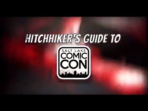 ABC4, Good4Utah Salt Lake Comic Con Hitchhiker's Guide to the Galaxy