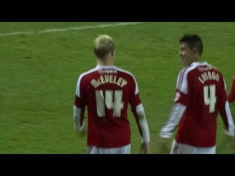 Post Match - Swindon Town F.C. vs Carlisle United F.C. 30.11.13