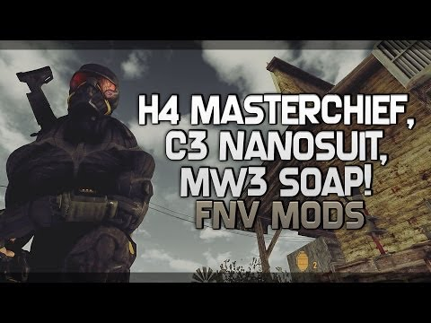 how to manually download mods for new vegas