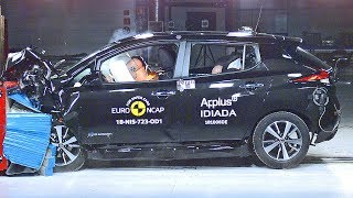 Nissan Leaf 2018 Really Safe Car смотреть