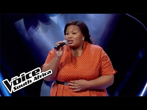 Thembeka sings Brand New Me  The Blind Auditions  The Voice South Africa 2016