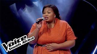 Thembeka sings