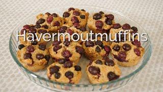 Hoe maak je havermoutmuffins? PuurGezond
