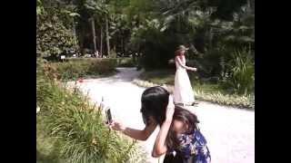 Абхазия   Сухум, Ботанический сад 5