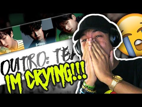 BTS (방탄소년단) 'OUTRO: TEAR' REACTION!!! | BEST BTS SONG OF ALL TIME ON MY MOMMA!