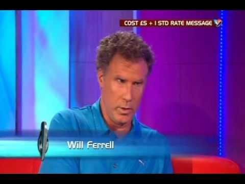 Will Ferrell  Soccer Aid 2012